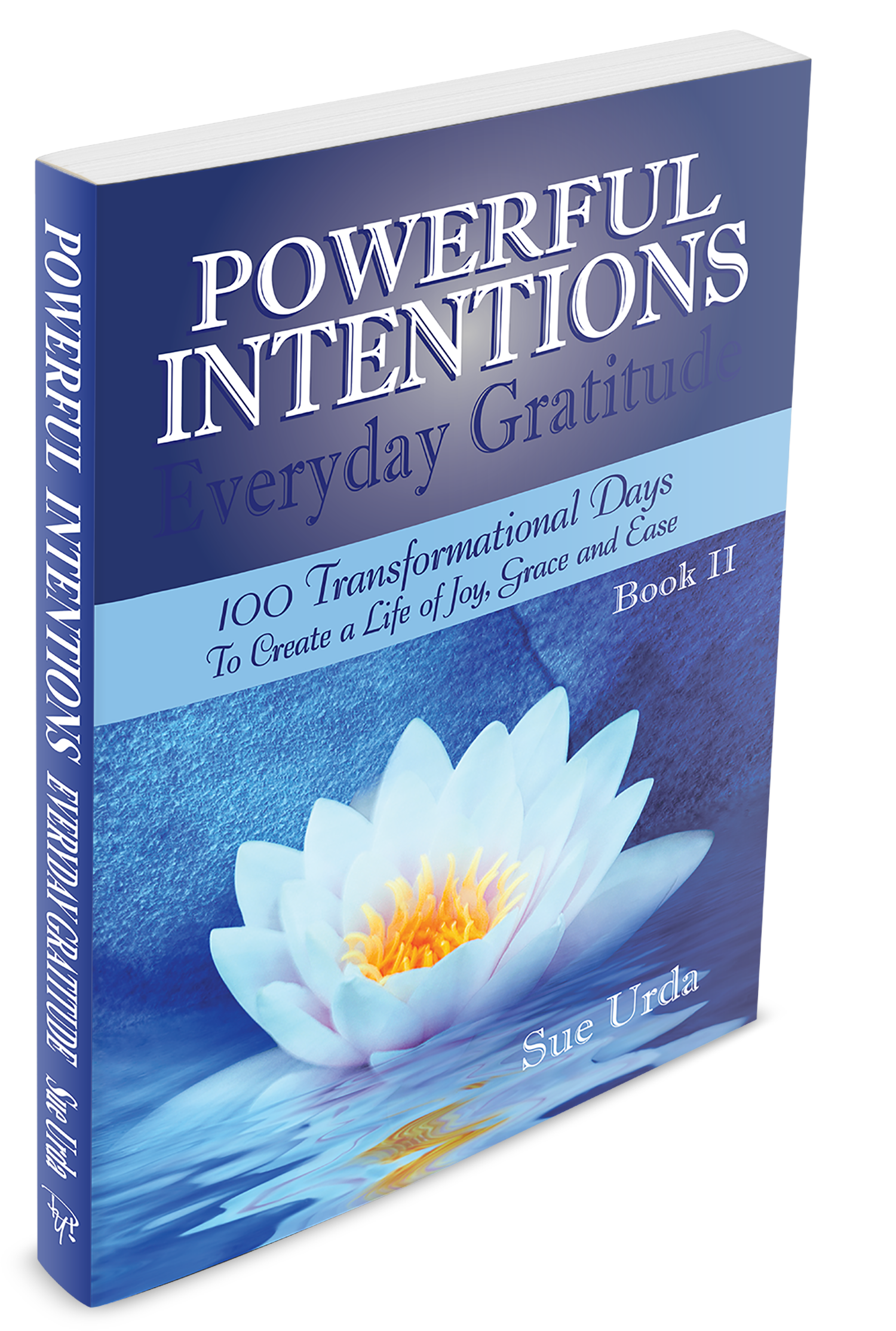 Powerful Intentions ~ Everyday Gratitude Book II by Sue Urda
