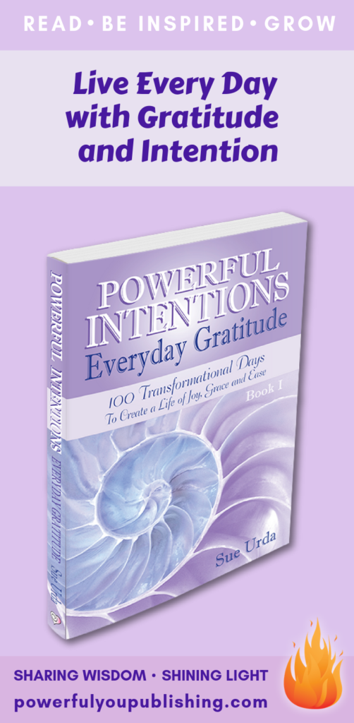Powerful Intentions ~ Everyday Gratitude Book I