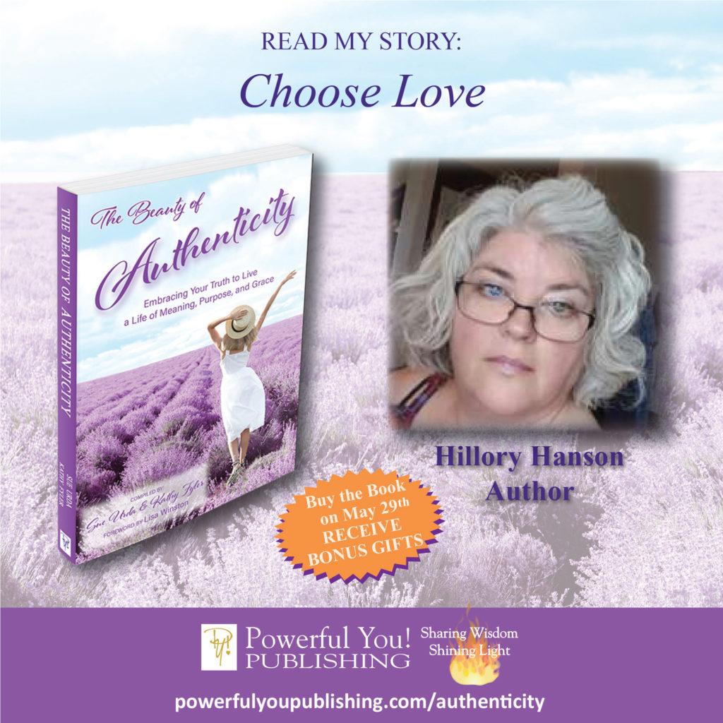 A - Hillory Hanson