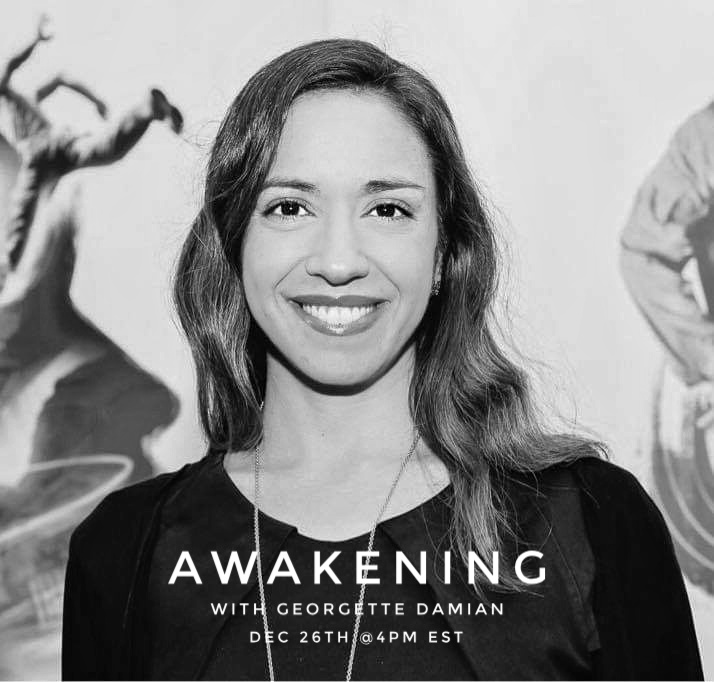 My Awakening: YouTube interview with Public Speaker and Author, Aaron Fisher (@theawakeningself)